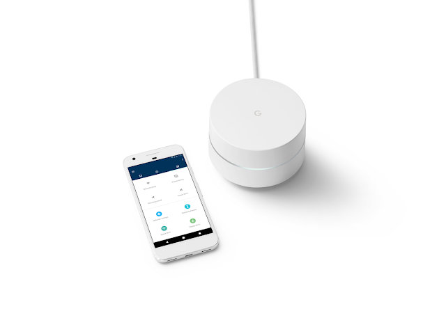 Google wants to be your wireless router to ensure good coverage throughout the house