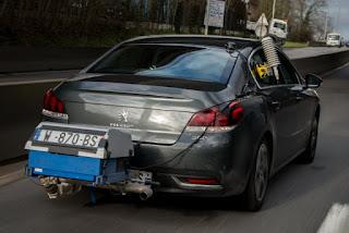 Risultati dei Test Emissioni in Francia