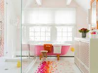 Easy Ways to Add Color Into Your Bathroom Design