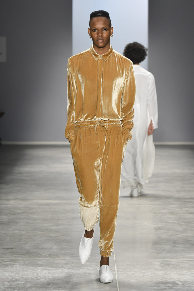 Handred Spring Summer 2019 Sao Paulo Fashion Week Male