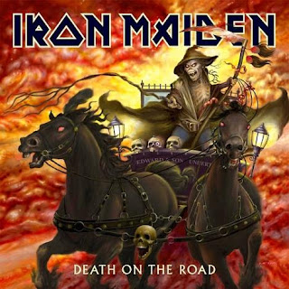 "Iron Maiden - ""Death On The Road"""