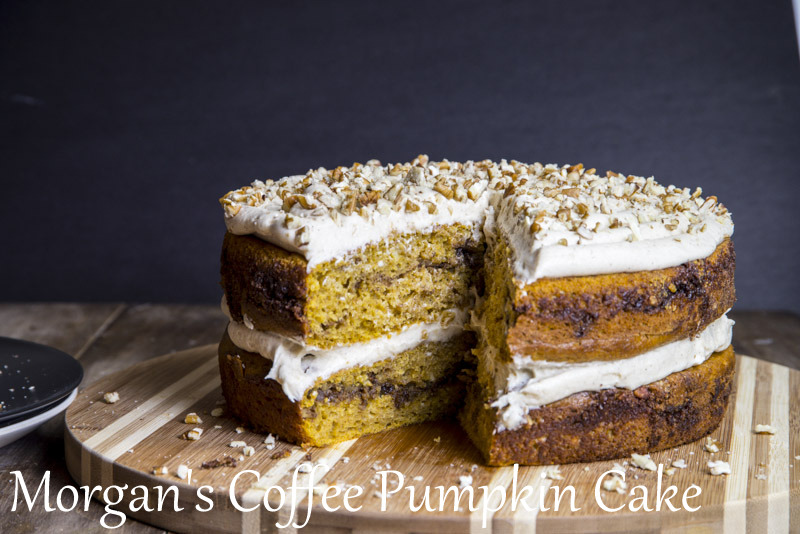 Pumpkin Coffee Cake Bundt