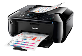 Canon Pixma MX512 Printer Driver Download and Setup