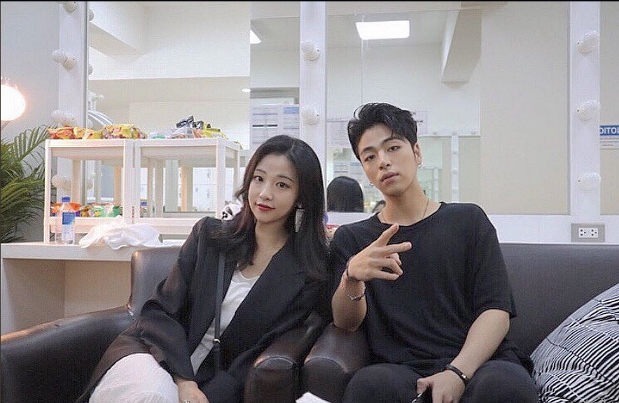 June's Sister Instagram update with June - iKON Updates