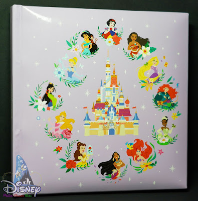 Castle-of-Magical-Dreams, merchandise, Hong Kong Disneyland, autograph book
