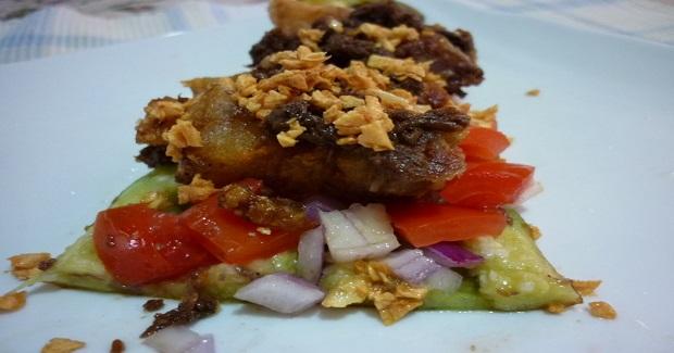 Crispy Pork Binagoongan Recipe