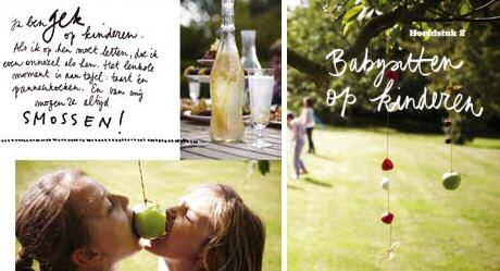 Happy Days met Sofie Dumont hoofdstuk 2: babysitten op kinderen