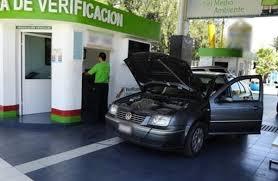 Dan prórroga hasta el dia Martes para verificacion vehicular en Veracruz