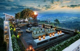 hotel amarta hills resort