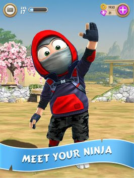 Clumsy Ninja Apk v1.24.0 Mod (Unlimited Coins/Gems)