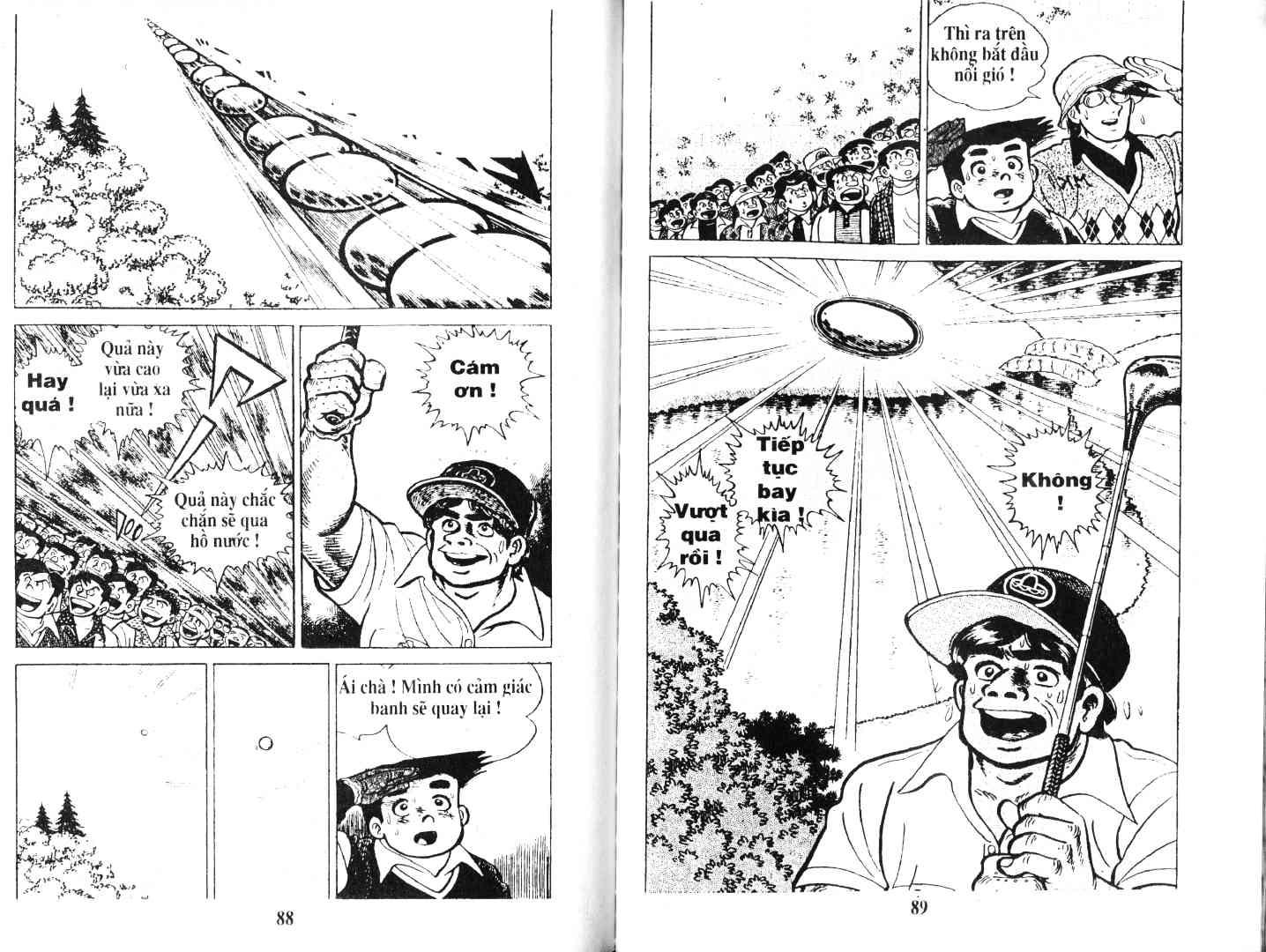 Ashita Tenki ni Naare chapter 43 trang 41