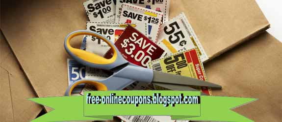 Internet coupons for food
