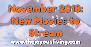 Top 5 Musicals to Stream in November (c) the joyous living