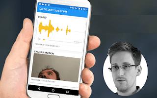 المسرب الشهير Edward Snowden يطلق تطبيق خطير يحول هاتفك إلى جهاز تجسس خطير كن أول من يجربه قبل الجميع