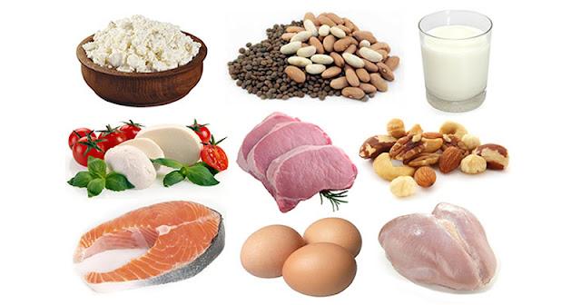5 Makanan Enak Mengandung Protein Tinggi