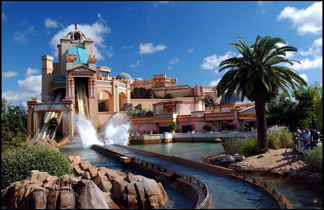 Atração Journey To Atlantis