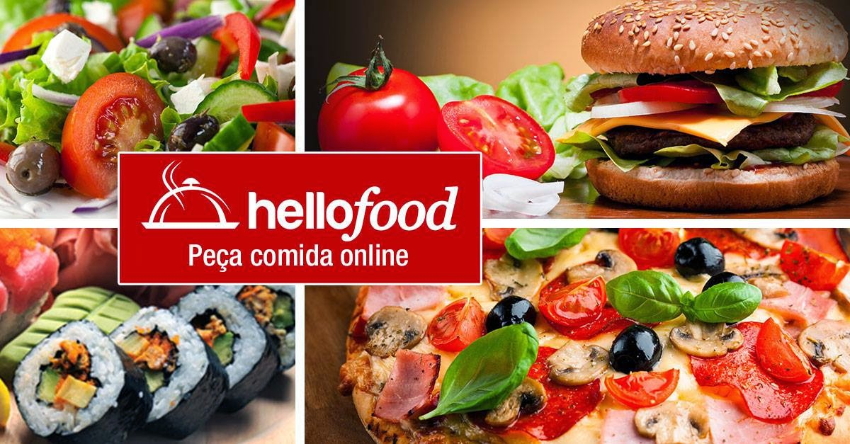 Hellofood - Comida online