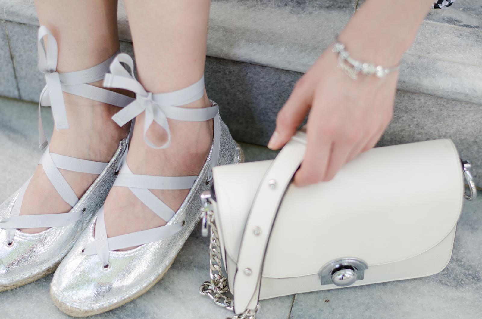 fashion blogger fashion diyorasnotes diyora beta shirt dress vipme espadrilles asos straw hat white bag