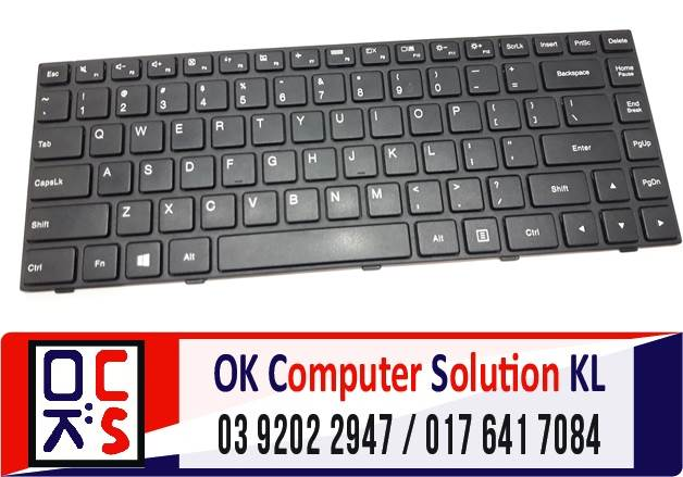 [SOLVED] MASALAH KEYBOARD LENOVO 80RK | REPAIR LAPTOP CHERAS 4