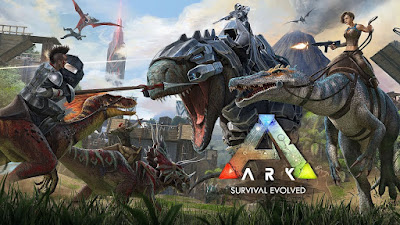 ARK : Survival Evolved Apk + Data Download For Android