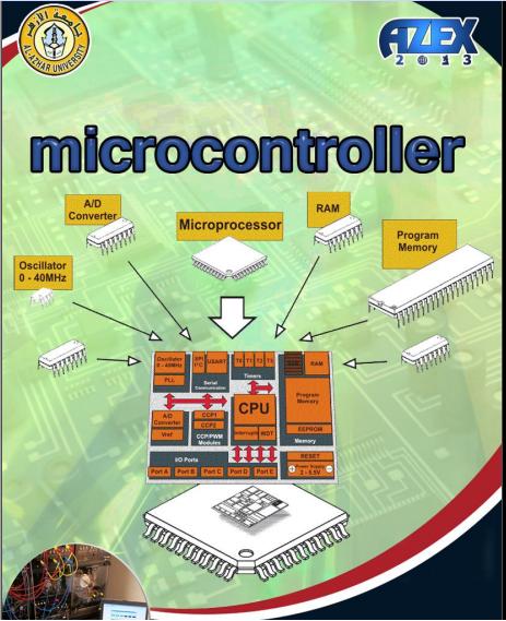 الميكروكنترولر Microcontroller pdf