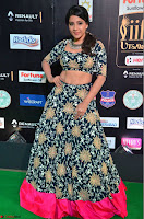 Lakshmi in a Crop Top Choli Ghagra  at IIFA Utsavam Awards 2017  Day 2 at  24.JPG