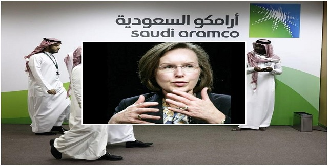 ΣΑΟΥΔΙΚΗ ΑΡΑΒΙΑ: Mια γυναίκα διορίζεται στο ΔΣ της Aramco