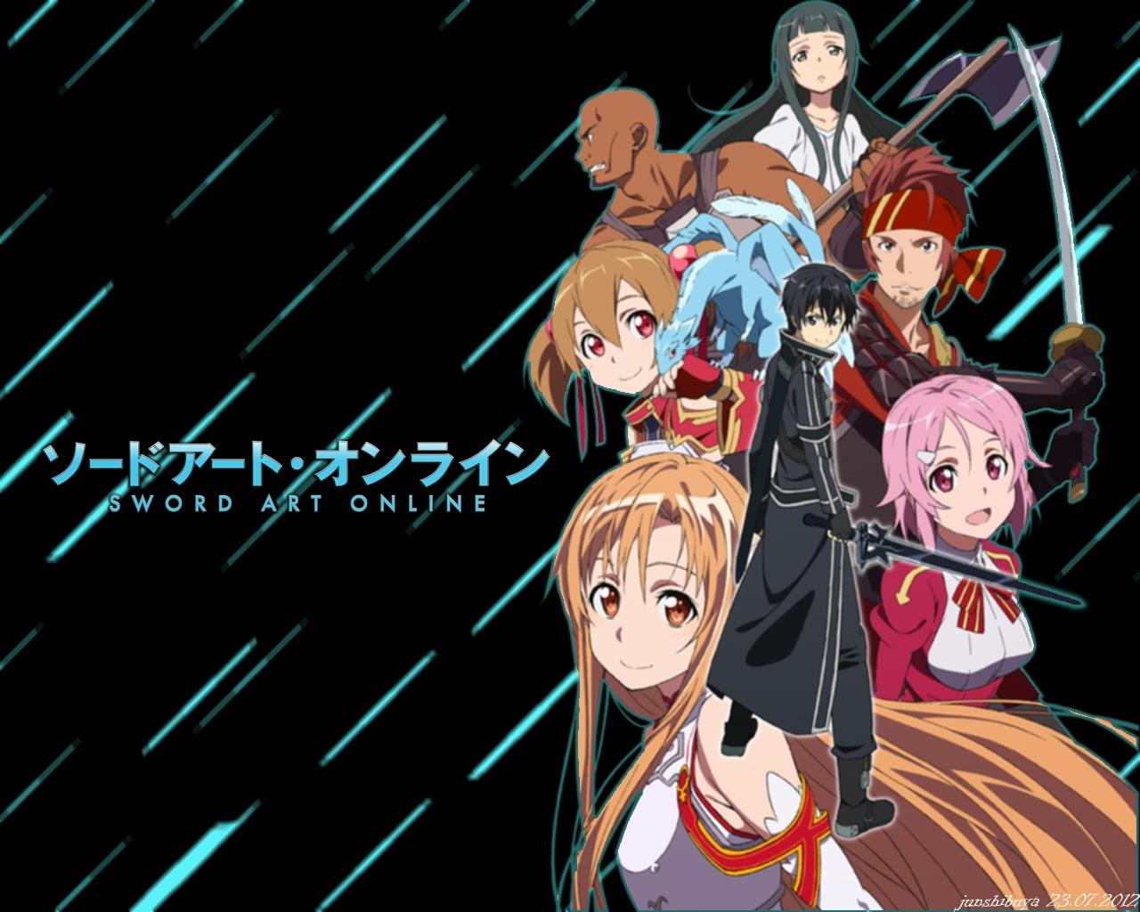 Sword Art Online: Sword Art Online Introduction about ...