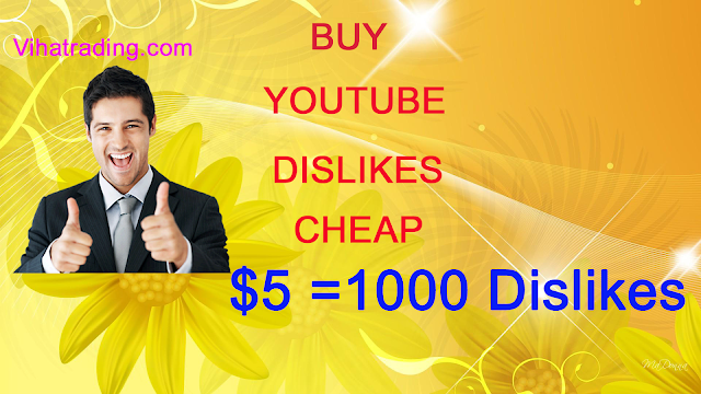 Buy-Youtube-Dislikes-Cheap