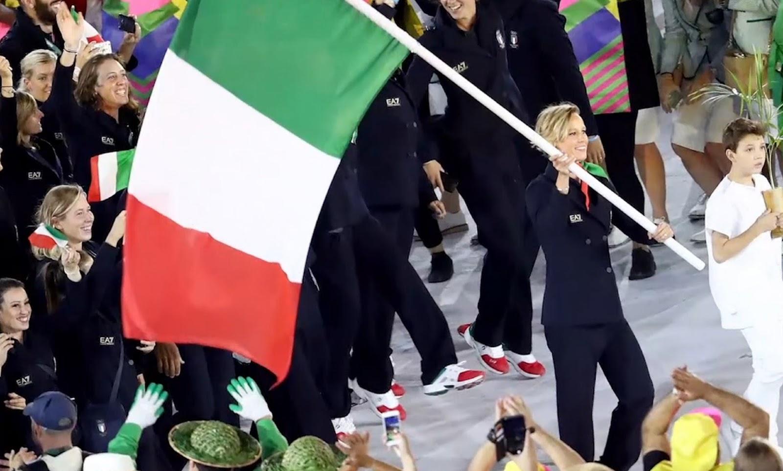 RIO OLYMPICS OPENING CEREMONY 27