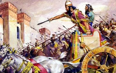 el blog del padre eduardo: Curso de Biblia 2016. 51- La caída de ...