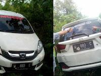 Honda Mobilio Ditemukan di Tengah Hutan Bojonegoro, 'Secara Kasat Mata Tak Mungkin Bisa Lewat'