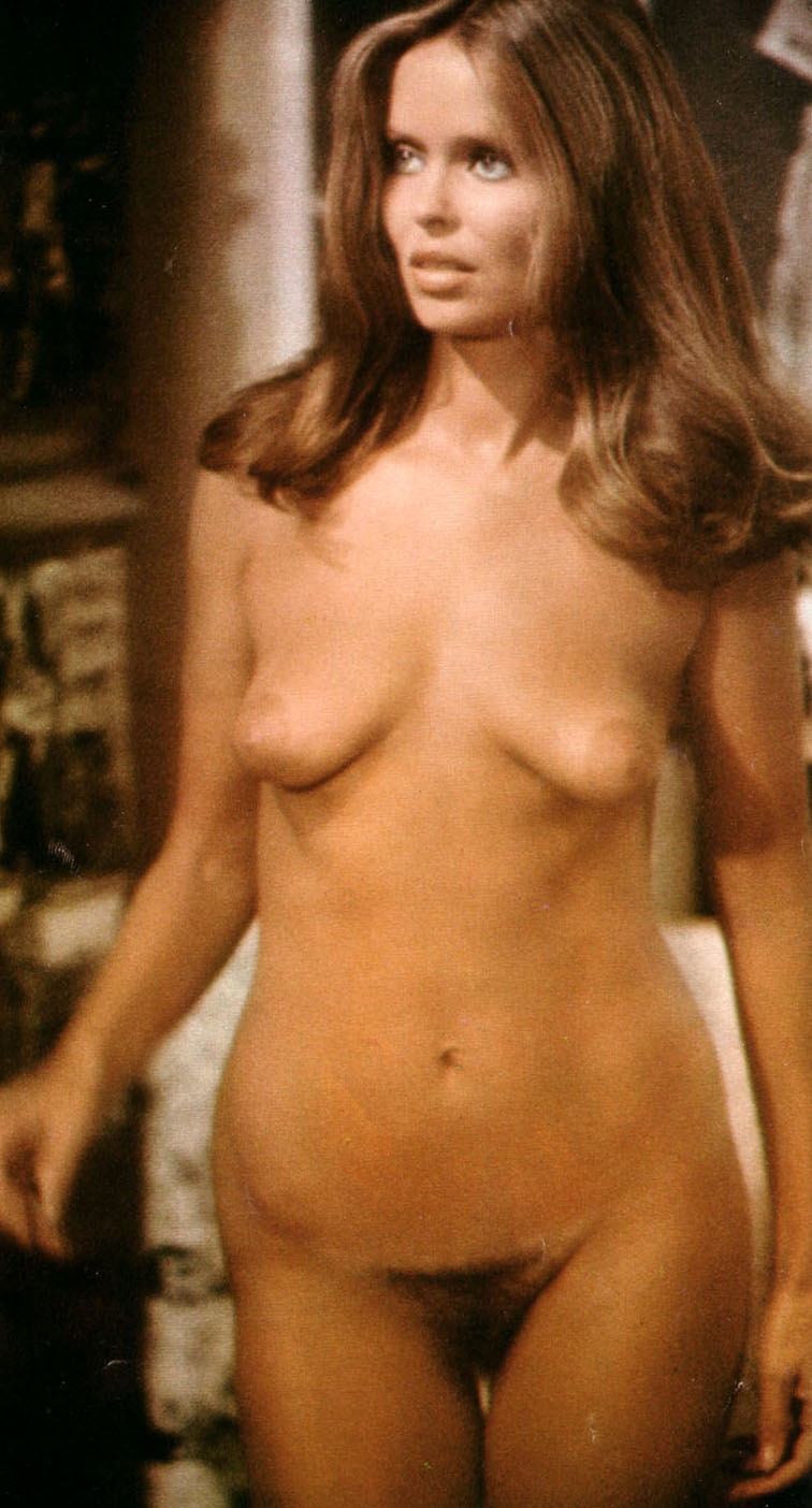 Sorry, that Barbara bach nude naked sense