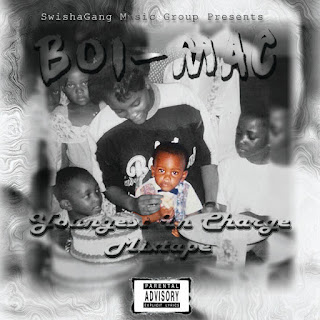 [feature]Boi Mac - Youngest In Charge