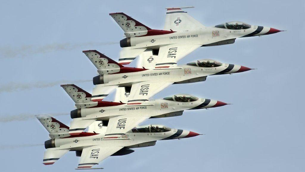 2020 Air Show Schedule.U S A F Thunderbirds 2020 Show Season Schedule