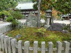 今宮神社本殿旧跡