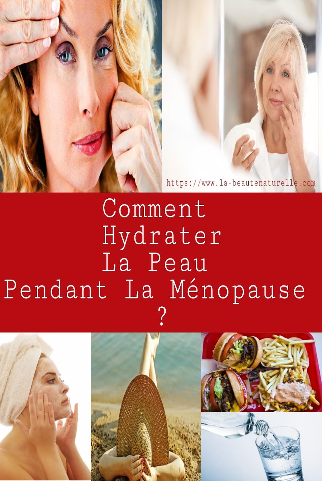 Comment Hydrater La Peau Pendant La Ménopause ?