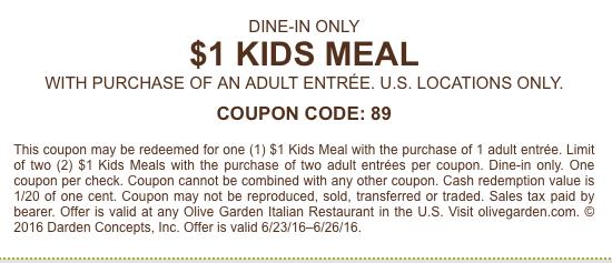 All Phoenix Kids Eat Free HERE