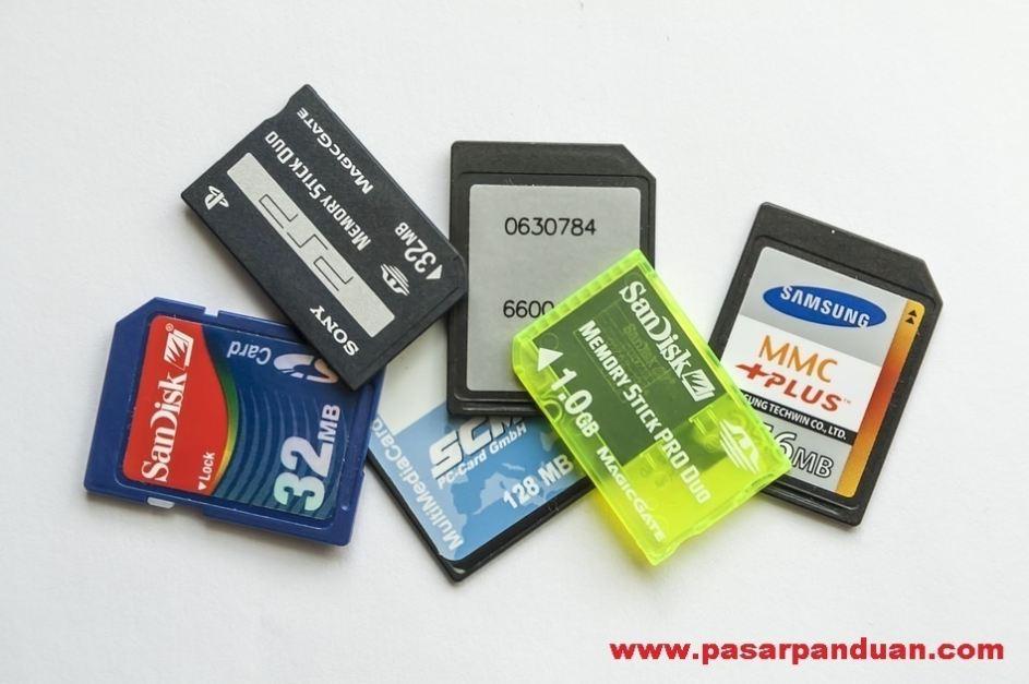 2 Cara Memperbaiki Kartu Memori Sd Card Yang Rusak Dan Tidak Terbaca
