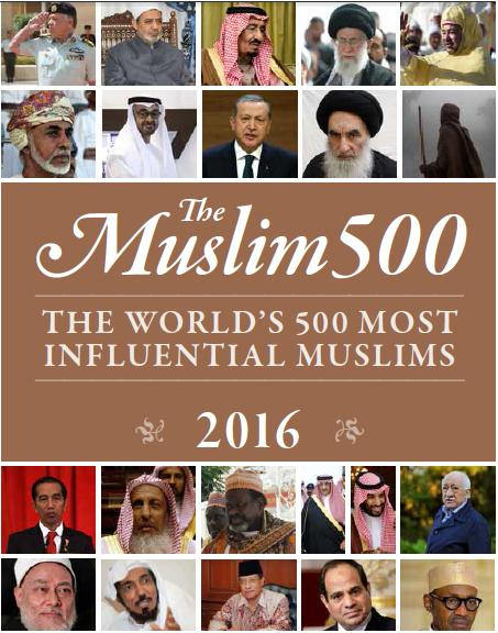 The Muslim 500 The World's 500 Most Influential Muslims 2016