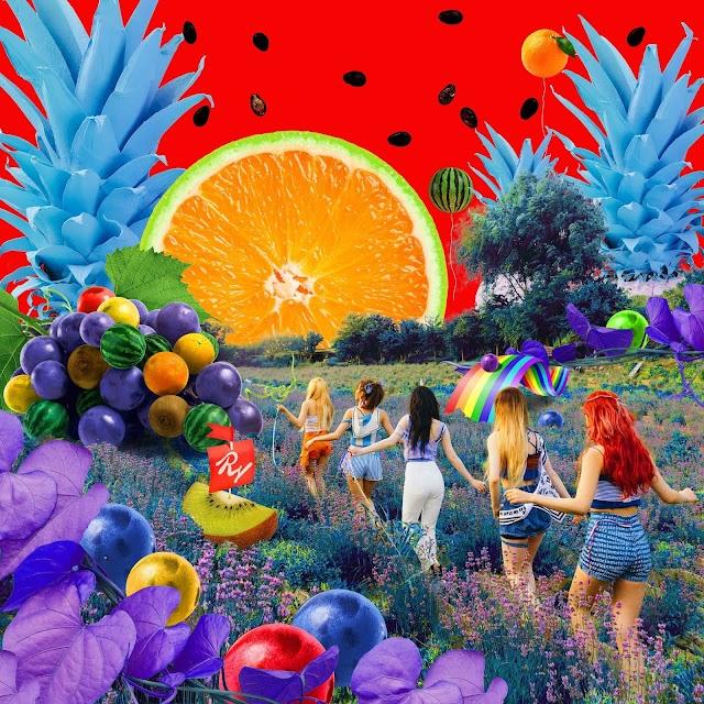 Red Velvet Kembali dengan Keceriaan Musim Panas