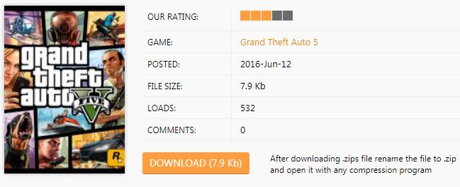 Download gta 5 simple trainer