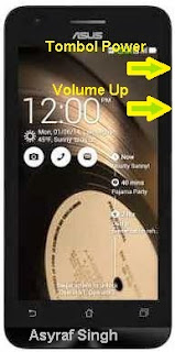 Hard Reset Asus Zenfone C ZC451