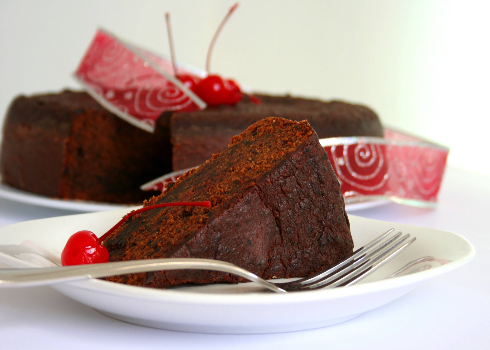 Bajan Black Rum Cake Recipe