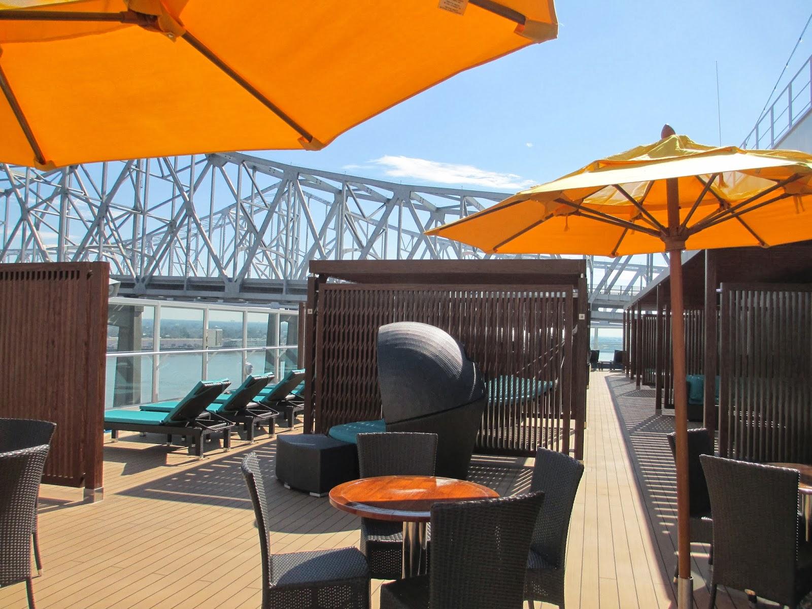 Travel Reviews Amp Information Carnival Sunshine Cruise 7