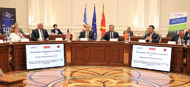 USAID helps in full liberalization of energy market in Macedonia