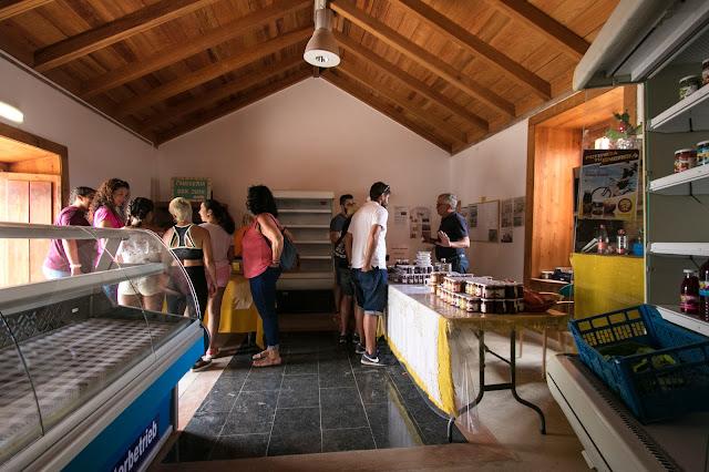 Mercato nella Casa del coronel-La Oliva-Fuerteventura