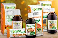 Logo Partecipa e vinci gratis 5 pack di prodotti della linea Vigor in Forma.