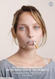 Akibat perokok pasif