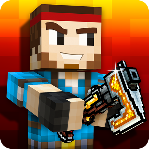 Pixel Gun 3D v16.8.1 Apk Mod+Data [Dinheiro Infinito]